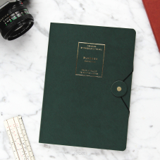 Paper Love GREEN PLANNER